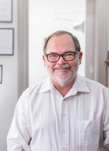Dr Hannes Gebauer OAM